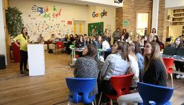 Hetedjére is Lányok Napja a technológiai pályák népszerűségéért