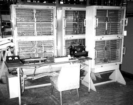Az első számítógép