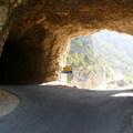 Elágazás alagútban