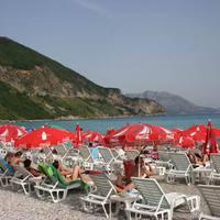 Budva - Montenegro legnagyobb tengerparti városa