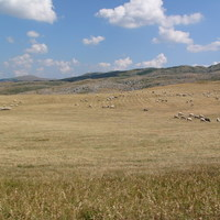 Útban Durmitor Nemzeti Park felé