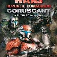 KÖNYV: Star Wars: Republic Commando – Coruscant (Karen Traviss)