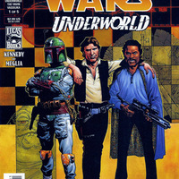 KÉPREGÉNY: Star Wars: Underworld – The Yavin Vassilika