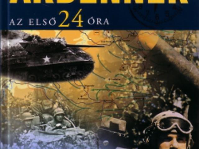 KÖNYV: Az ardenneki csata irodalma