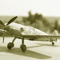 MAKETT: Messerschmitt Bf109E