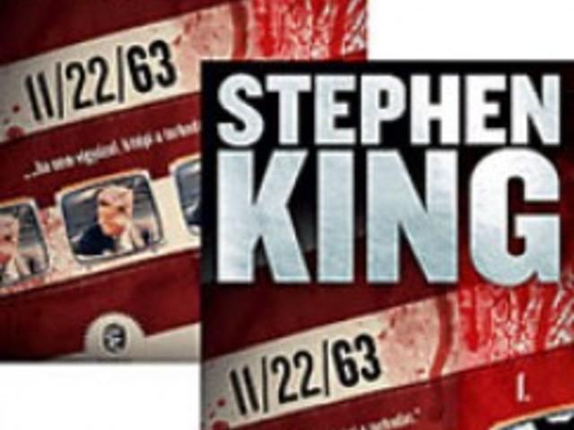 KÖNYV: 11/22/63 (Stephen King)