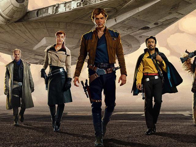 FILM & KÖNYV: Star Wars: Solo