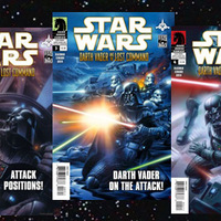 KÉPREGÉNY: Star Wars: Darth Vader and The Lost Command