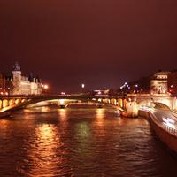 FOTÓ: Párizs, 2008 januárja