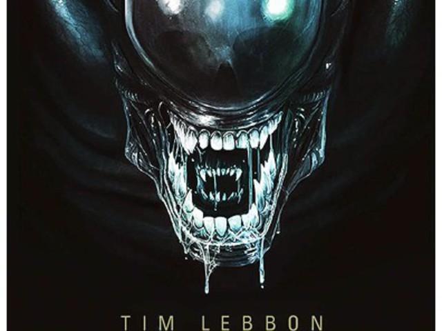 KÖNYV: Alien — Árnyékhajsza
