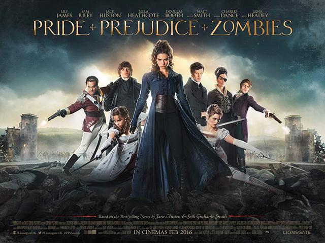 FILM: Büszkeség és balítélet meg a zombik