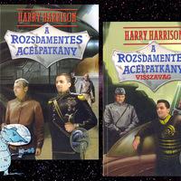 KÖNYV: A rozsdamentes acélpatkány (Harry Harrison)