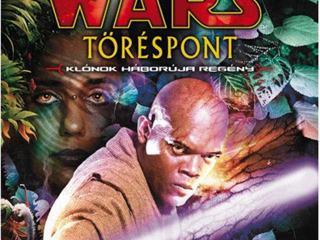 KÖNYV: Star Wars: Töréspont (Matthew Stover)