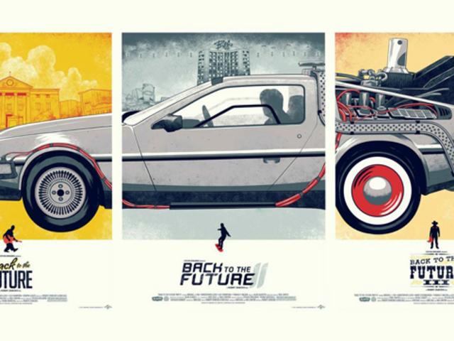 FILM: Vissza a jövőbe-trilógia