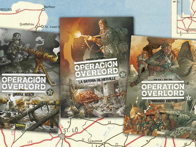 KÉPREGÉNY: Operation Overlord