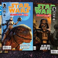 KÉPREGÉNY: Star Wars: Boba Fett – Blood Ties