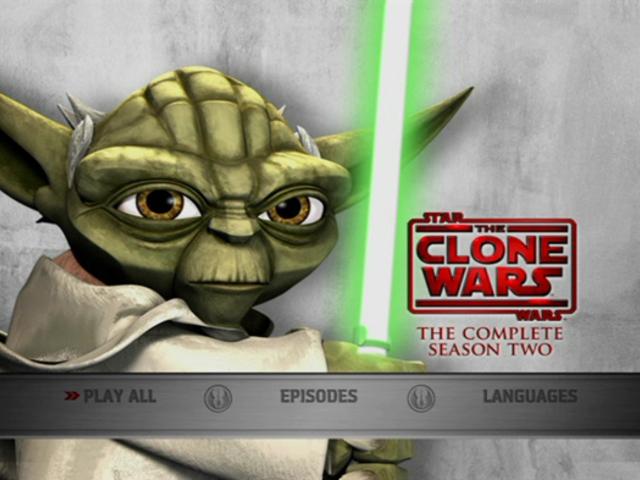 SOROZAT: Star Wars: A klónok háborúja