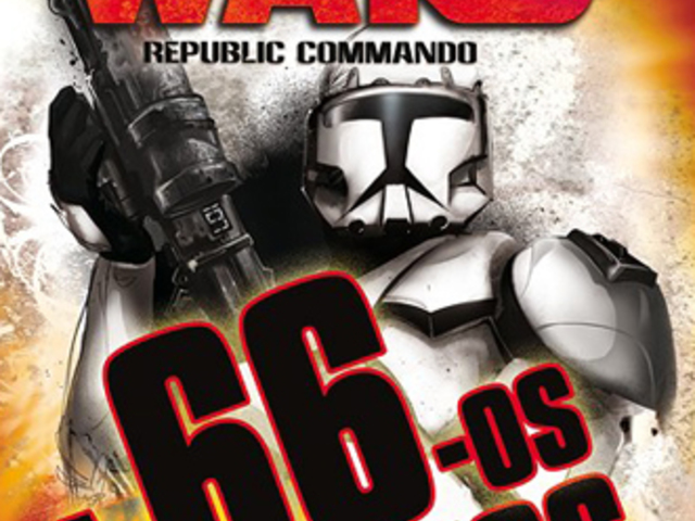 KÖNYV: Star Wars: Republic Commando – A 66-os parancs (Karen Traviss)