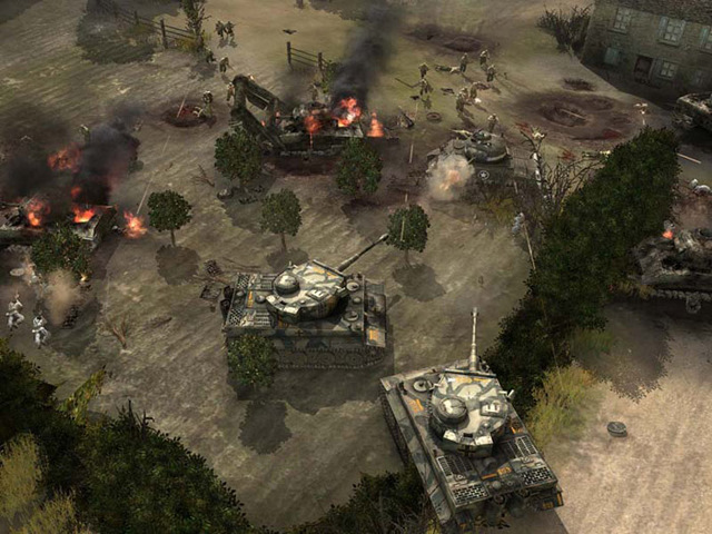 PC: Company of Heroes