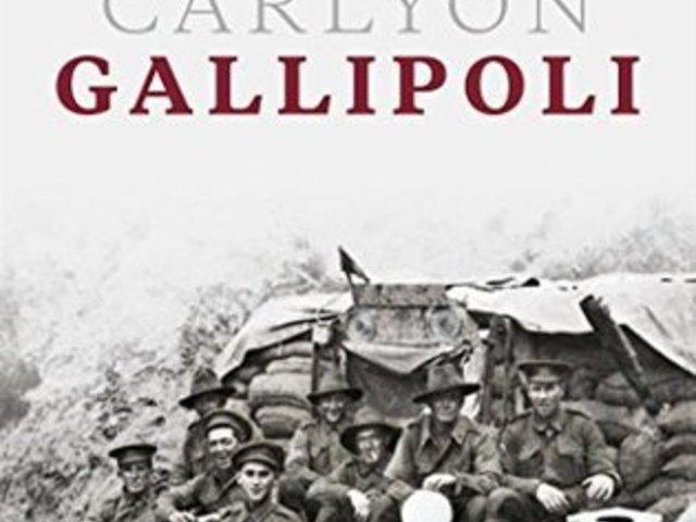 KÖNYV: Gallipoli (L.A. Carlyon)