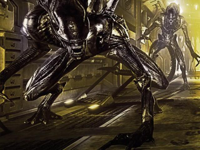 KÖNYV: Alien - A bánat tengere (J.A. Moore)