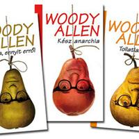 KÖNYV: Woody Allen könyvei
