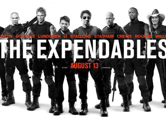 FILM: The Expendables – A feláldozhatók