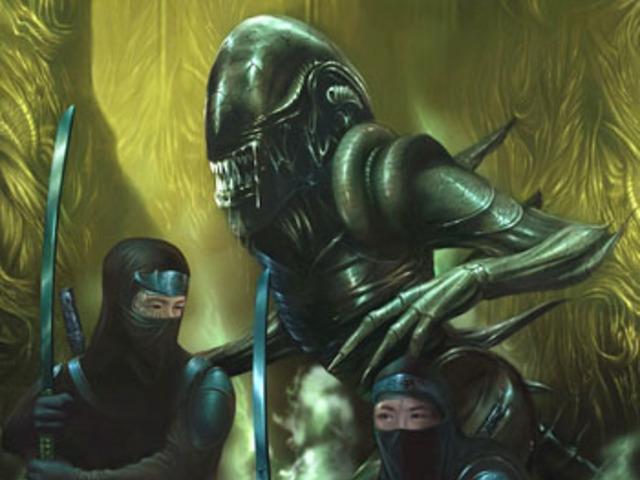 KÖNYV: Aliens – Rekviem (Yvonne Navarro)