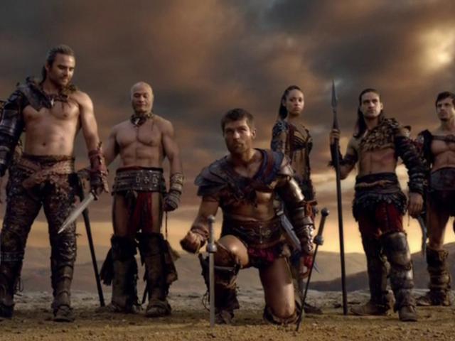 SOROZAT: Spartacus – Elátkozottak háborúja