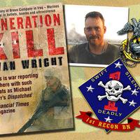 KÖNYV: Generation Kill (Evan Wright)