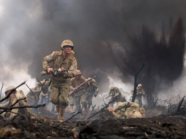 SOROZAT: A hős alakulat (The Pacific)