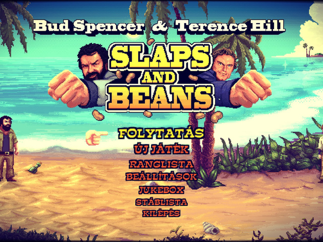 PC: Bud Spencer & Terence Hill: Slaps and Beans