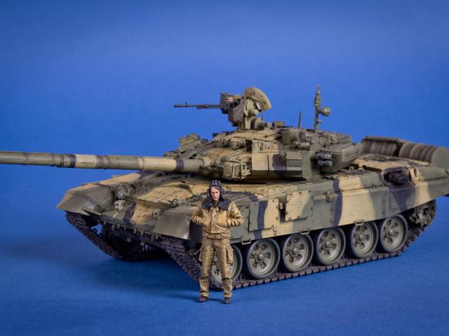 MAKETT: T-90