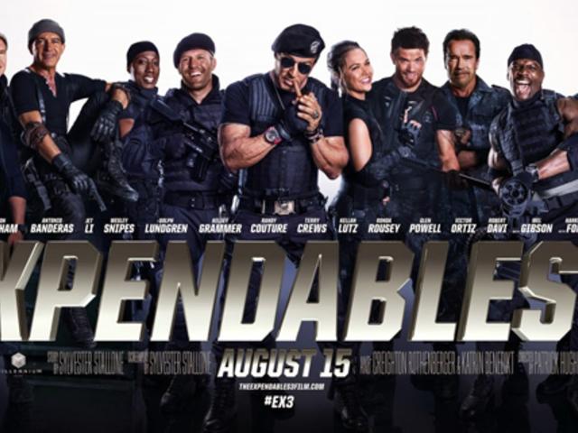 FILM: The Expendables — A feláldozhatók 3.