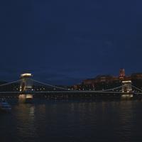 FOTÓ: Budapest alkonyatkor