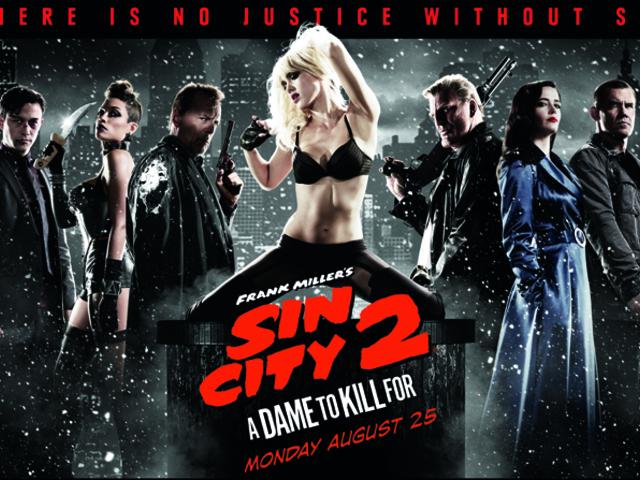 FILM: Sin City – Ölni tudnál érte