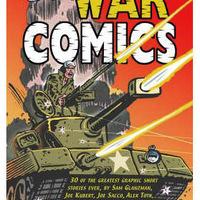 KÉPREGÉNY: The Mammoth Book of Best War Comics