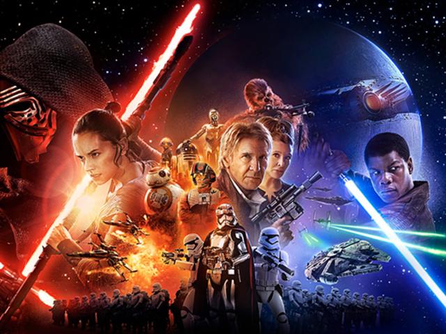 FILM: Star Wars VII. rész — Az ébredő Erő