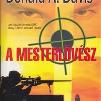 KÖNYV: A mesterlövész (Donald A. Davis) [FRISSÍTVE!]