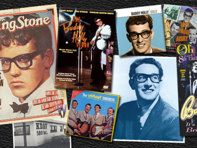 ÉLETRAJZ: Buddy Holly