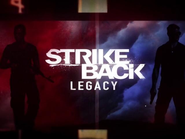 SOROZAT: Strike Back — Válaszcsapás (5. évad)