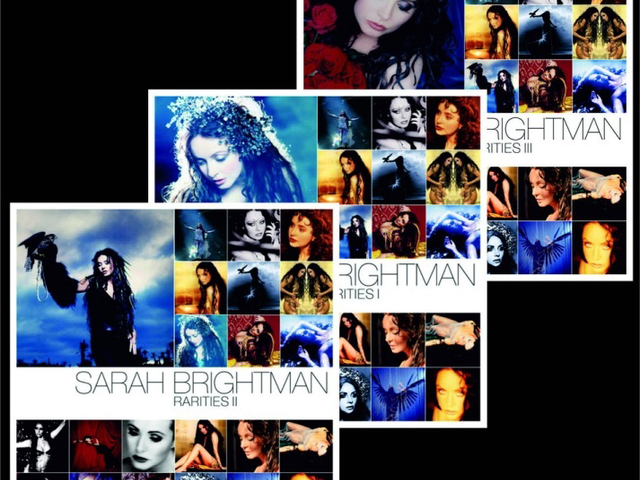 ZENE: Sarah Brightman Rarities 1–3