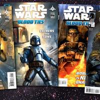 KÉPREGÉNY: Star Wars: Blood Ties