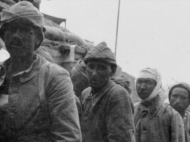 FOTÓ: A gallipoli ütközet 2. – Állóháború