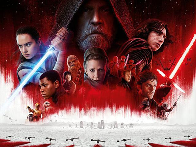 FILM: Star Wars VIII. rész – Az utolsó jedik
