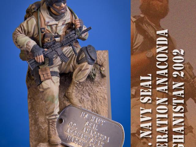 MAKETT: SEAL-kommandós Afganisztánban