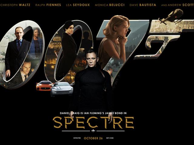 FILM: 007 Spectre