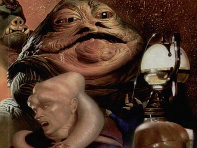 KÖNYV: Star Wars: Történetek Jabba palotájából (K.J. Anderson)