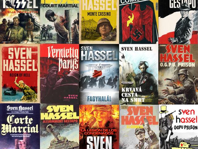 KÖNYV: Sven Hassel háborús regényei