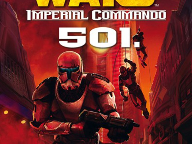 KÖNYV: Star Wars: Imperial Commando – 501 (Karen Traviss)